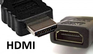 HDMI Video connector