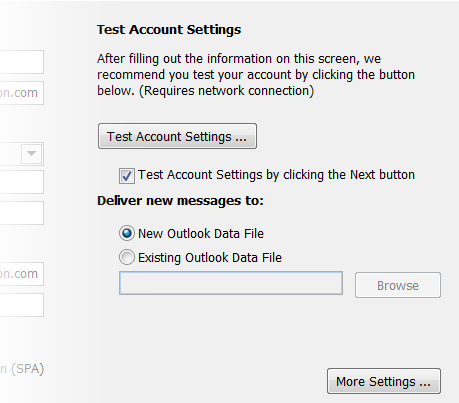 how to create another personal folder in outlook 2010